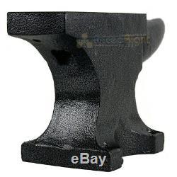 55 Pound lb Anvil Blacksmith Cast Iron Pro Grade XL Rugged Allied 59102