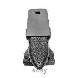 75 Lbs Heavy Duty Cast Iron Anvil Blacksmith Long Horn Hardy Hole