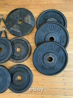 Adjustable Dumbbells Set (70 lbs total)