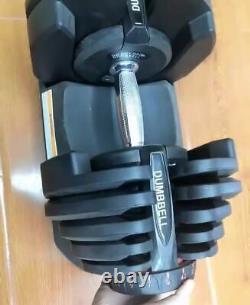 Adjustable Home Fitness Dumbbell Set (Set = 2 dumbbells)