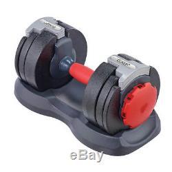 BRAND NEW BCG 40 lbs Adjustable Dumbbells Similar to Bowflex SelectTech 552