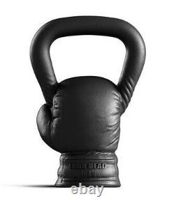 Cast Kettlebell Designer Iron Boxing Rocky Weight 16 kg 35 lbs