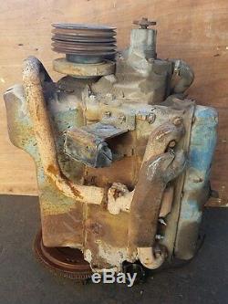 Dodge 318 1965 74 Engine