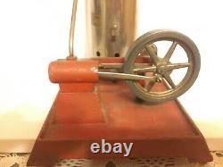 Electric Weeden Steam Engine Cast Iron Base 4 LBS Heavy