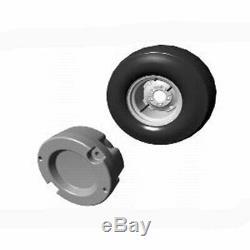 John Deere 72-lb Cast Iron Rear Wheel Starter Weight BM17973