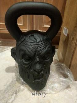 NEW Onnit Kettlebell 72lb Mega Dead Zombie Bell 2 Pood Weights 72 Pounds