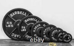 New Olympic Weight Plates (2,5lb, 5lb, 10lb, 25lb, 35lb, 45lb) FREE SAME DAY SHIPPING