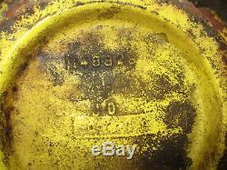ORIGINAL JOHN DEERE 400 L&G TRACTOR CAST IRON WHEEL STARTER WEIGHTS 70lbs each