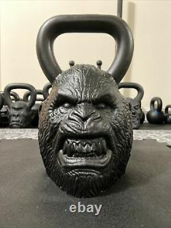 Onnit Legendary Bigfoot 90 lb/40 kg Kettlebell RARE SOLD OUT