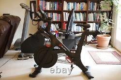 Peloton Exercise Bike (3rd Gen), Mat, 3lb weights, Heart rate monitors, bottles+