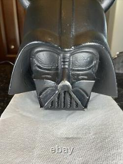 RARE Onnit Star Wars Special Edition Darth Vader 70 Pounds lb faced Kettlebell