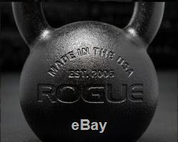 Rogue Fitness Kettlebell 24kg 53lb E-Coat
