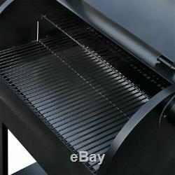 Z Grills Wood Pellet Grill BBQ Smoker Digital Control Outdoor Cooking+Free Cover
