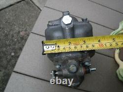 Zenith 2136016 Updraft Carburetor Bendix Carb New Old Stock Some Rust Rad-sales