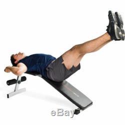 Home Gym Set Exercice 150 Lb Banc Fid Fer Hex 10 Set Haltère Support De Rangement