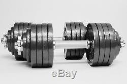 Omnie Réglable Haltères Haltères Biceps Triceps Body Gym Fitness Workout