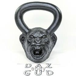 Onnit Howler 18lb Primal Bell (0,5 Pood) Rare Kettlebell Brand New Free Navire
