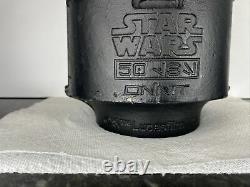 Onnit Star Wars Boba Fett Kettlebell 50lb