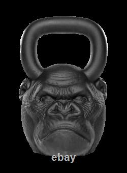 Ontit Kettlebell 72lb (2 Pood) Gorilla Primal Bell Nouveaut En Box