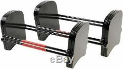 Powerblock Exp Étape 2 Expansion Kit 50-70 Lb Poids De Levage Force Tout Neuf
