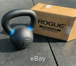 Rogue Fitness 26 Lb Rouge Bouilloire Cloche 12 KG Nouveau Fonte Navires Rapidement