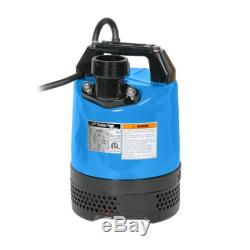 Tsurumi Lb-480 62,4 Gpm (2) Utilitaire Pompe Submersible