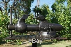 Wilton 9300 Bullet Vise, 3 '' Jaw, À Base Pivotante Schiller, Pk, Ill. Usa, 26 Lb Vice